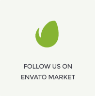 Follow on Envato Market