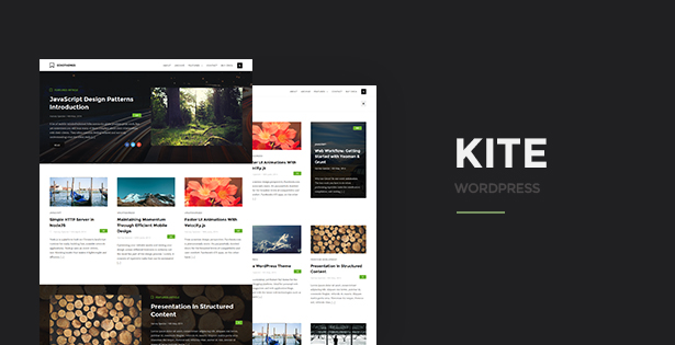 Kite for WordPress