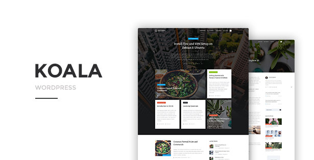 Koala for WordPress