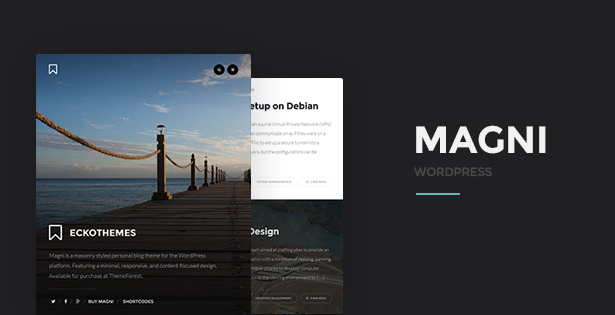 Magni for WordPress